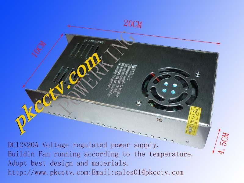 SWITCHING POWER SUPPLY PKS12V20A