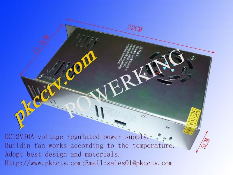 SWITCHING POWER SUPPLY PKS12V30A