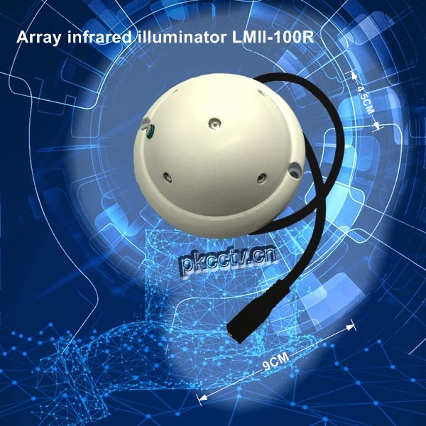 Ir Illuminator Lmii 100r Over many years lmi has developed the resources and. cctv power supply supplies