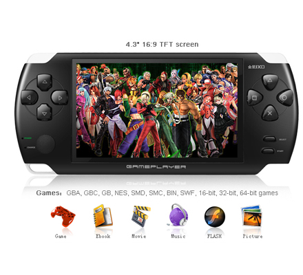 PSP JXD GAME PLAYER V1000
